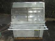 Витринный горизонтальный холодильник продам